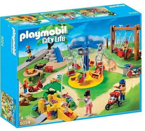 Top! Playmobil City Life Spielplatz (5024) für 29,99€ inkl. VSK (statt 56€)