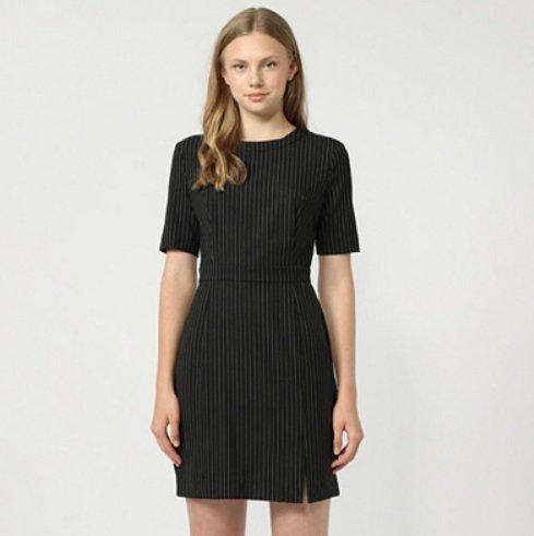 United Colors of Benetton Sale mit bis -65% - z.B. Schwarzes Damenkleid für 29,99€ zzgl. Versand