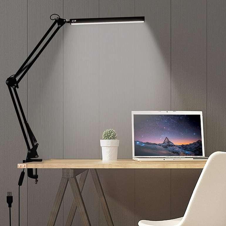 Yewrrite LED Schreibtischlampe für 22,49€ inkl. Versand (statt 25€)
