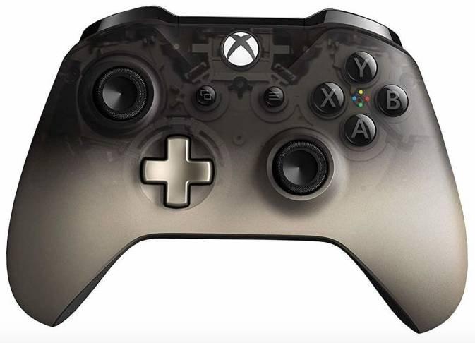 Top! Xbox One S Wireless Controller (Phantom Black Special Edition) für 42,55€