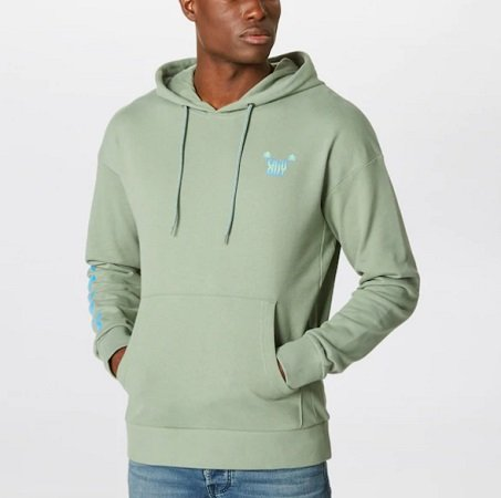 Jack & Jones Herren Sweatshirt in Grün für nur 10,74€ inkl. VSK (statt 19€)