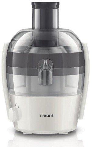 Philips HR1832 Viva Collection Entsafter (400W, 1,5 Liter) für 35,94€