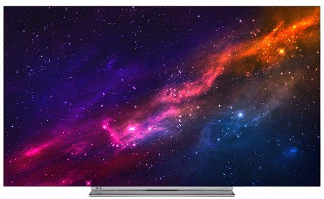 "Toshiba 55X9863DA - 55"" OLED 4K Ultra HD Fernseher für 899,99€ (statt 983€)"