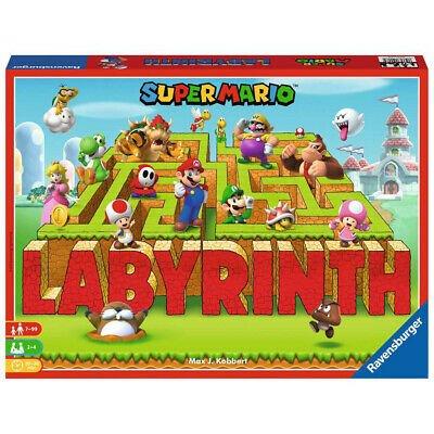 Ravensburger Kinderspiel Super Mario Labyrinth ab 20,69€ inkl. Versand