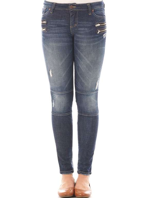 Jeans Direct Halloween Sale mit bis zu 75% Rabatt + VSKfrei ab 40€ - z.B. Please Damen Jeans für 39,99€