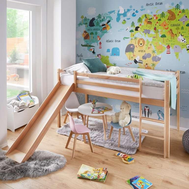 """Bessagi Kids Spielbett """"Toby"""" ab 69,30€ (Click & Collect) oder mit 49€ Versand"""