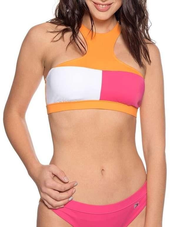Tommy Hilfiger Bikinioberteil Crop Top RP für 11,97€ inkl. Versand (statt 25€) - MBW: 29,90€