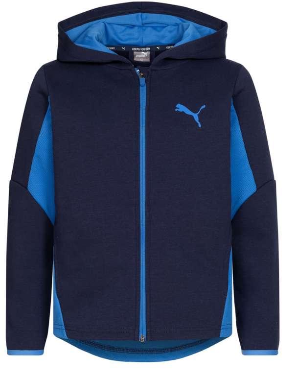 Puma Active Sports Kinder Kapuzenjacke für 17,99€inkl. Versand (statt 24€)