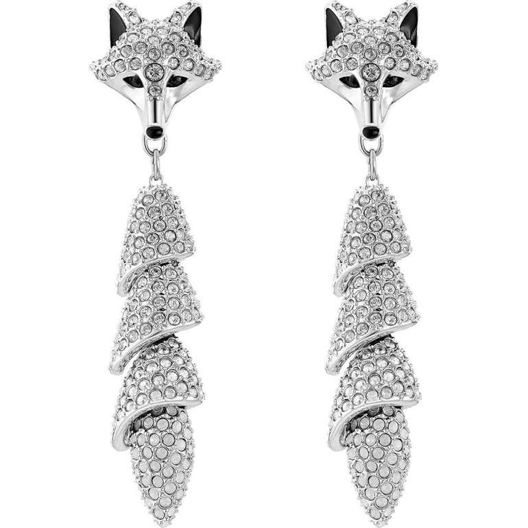 "Swarovski ""Polar Bestiary Drop"" Ohrringe für 66,45€ inkl. Versand (statt 106€)"