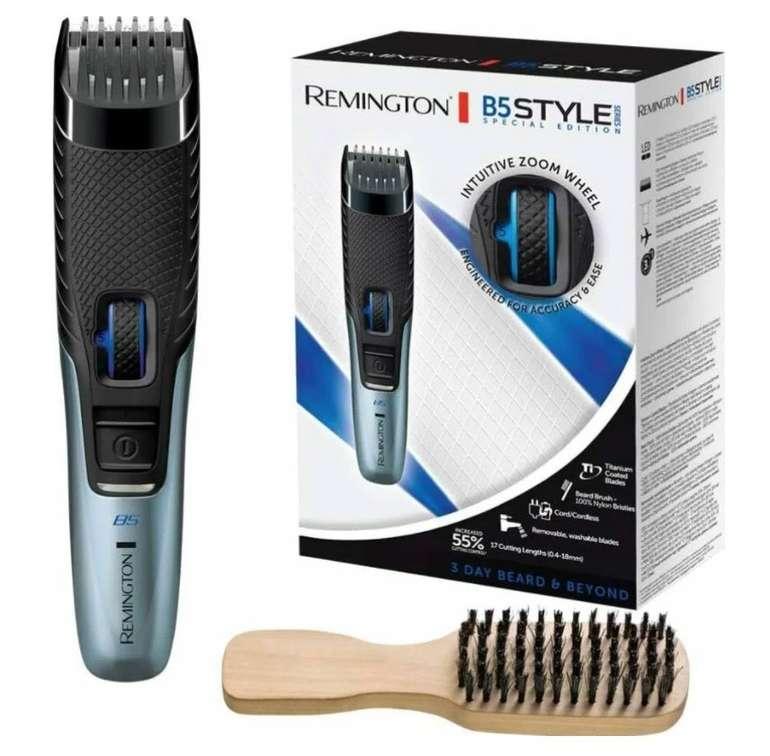 Remington MB4110 Stubble Kit Profi Akku Haar- und Bartschneider für 29,99€ (statt 40€)