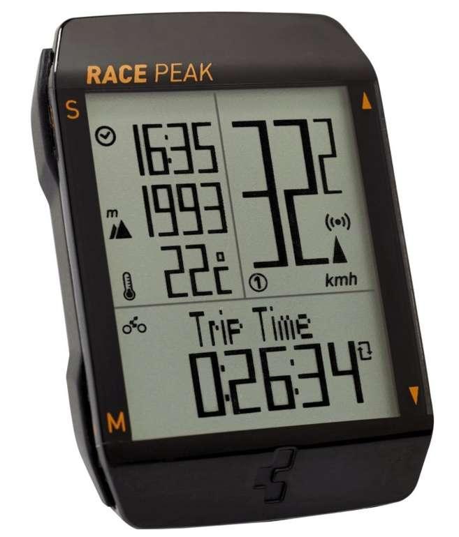 Cube Race Peak Fahrradcomputer für 33,10€ inkl. Versand (statt 56€)