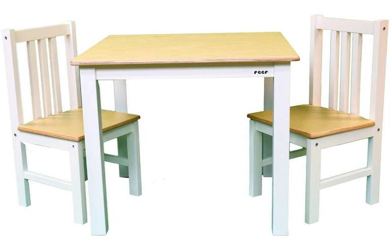 Reer Kinder Holz-Sitzgruppe für 65,90€ inkl. Versand (statt 110€)