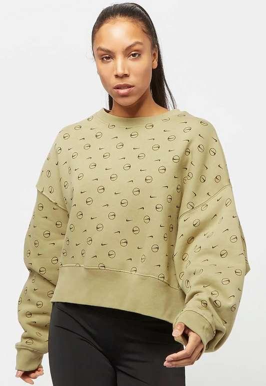 Nike NSW Crew BB AOP Sweatshirt in 2 vers. Farben zu je 35,99€inkl. Versand (statt 42€)