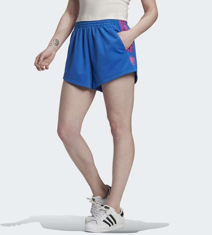 Adidas Originals Adicolor 3D Trefoil Damen Shorts für 17,02€ inkl. Versand (statt 22€) - Creators Club