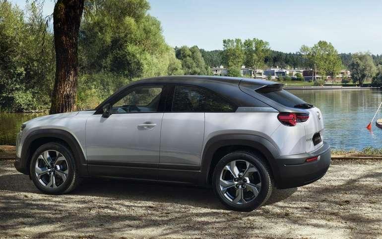 Privat- & Gewerbe: Mazda MX-30 First Edition für 199€ Brutto mtl. leasen (LF: 0,59, BAFA)