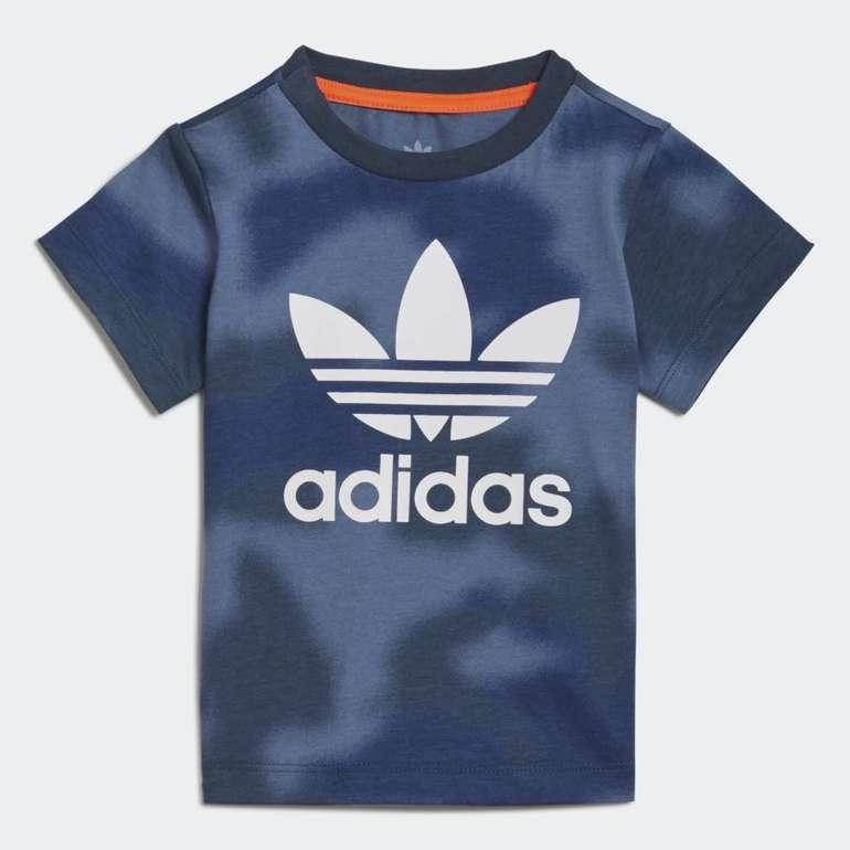 Adidas Jungen Allover Print Camo T-Shirt für 9,45€ inkl. Versand (statt 14€) - Creators Club!