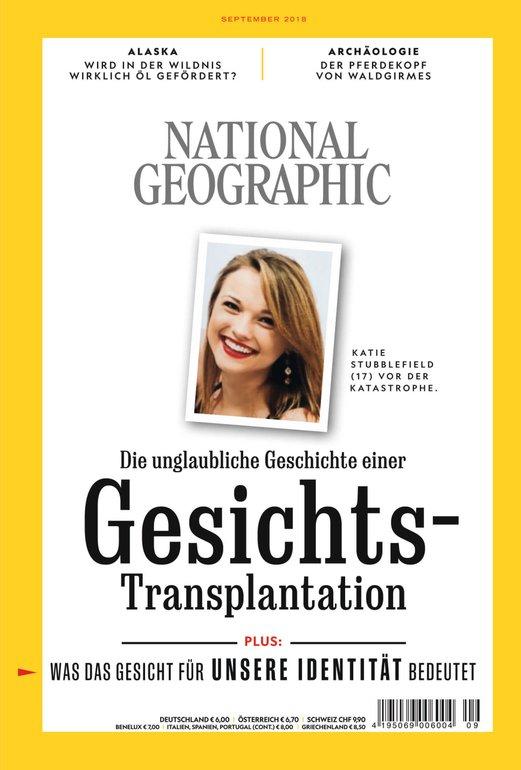 National Geographic Jahresabo für 72€ + 50€ Gutschein für Amazon oder BestChoice