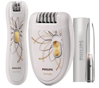 Philips HP 6540/00 Epilierer für 37€ inkl. Versand (Vergleich: 50€)