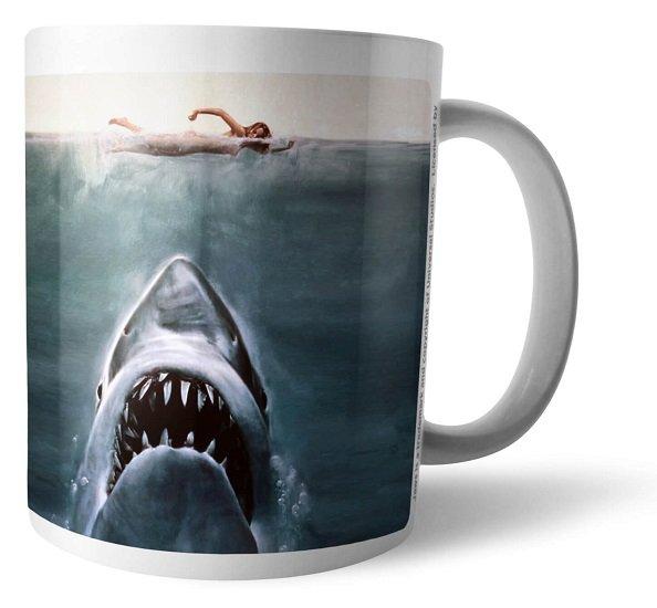 JAWS Bundle: T-Shirt + Tasse für 11,48€ inkl. Versand