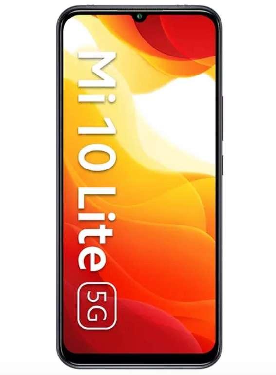 Große Xiaomi Angebots-Aktion mit 10% Rabatt auf Smartphones - z.B. Mi 10 Lite 128GB für 273,50€ (statt 305€)