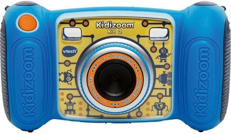 Vtech Kinder Digitalkamera Kidizoom Kid 2 in 2 Farben für je 35,98€ inkl. Versand