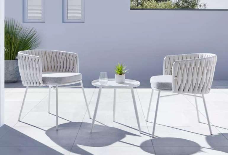 """Bessagi Garden Balkonset """"Alessandro"""" in Weiß für 209,30€inkl. Versand (statt 299€)"""