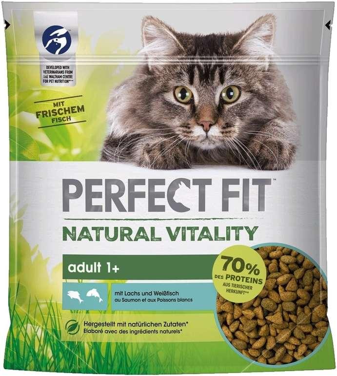 Perfect Fit Natural Vitality Katzenfutter gratis testen