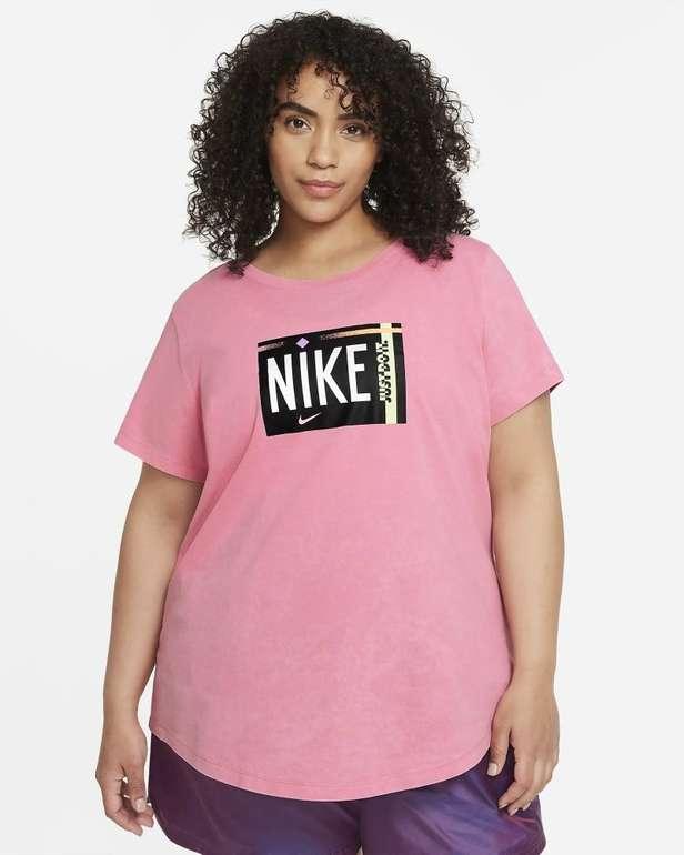 Nike Sportswear Damen Washed Tee (große Größe) für 23,99€ (statt 30€) - Nike Membership!