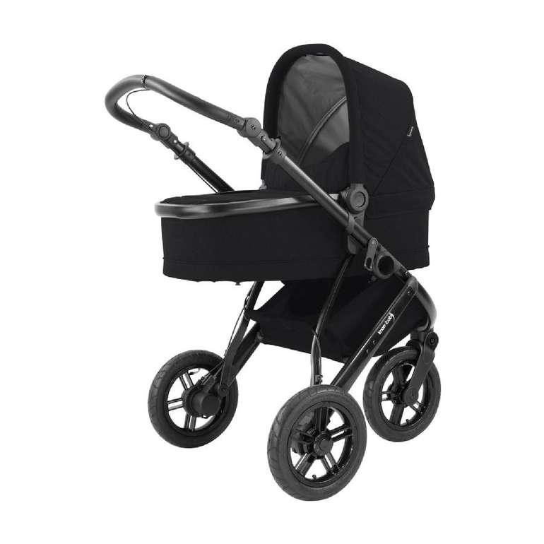 Knorr-baby Kinderwagen BrakeSport 3 mit Handbremse für 226,59€ inkl. Versand (statt 399€) + 8-fach babypoints