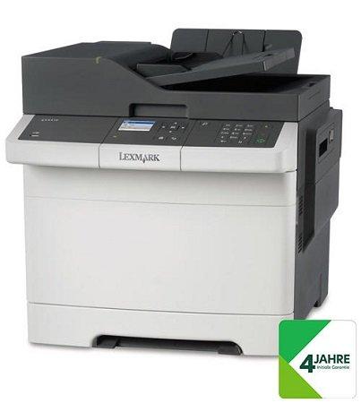 Lexmark CX317dn Farblaser-Multifunktionsgerät für 99,90€ (statt 194,10€)
