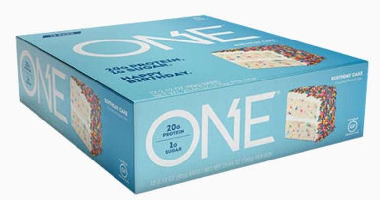 12er Pack Oh Yeah! One Bar Proteinriegel (12x 60g) für 13,41€ inkl. Versand (statt 23€)
