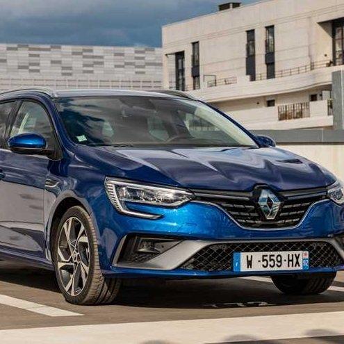 Renault Megane Grandtour ZEN E-TECH Plug-in Hybrid für 70,54€ mtl. netto im Gewerbeleasing - LF: 0,24!