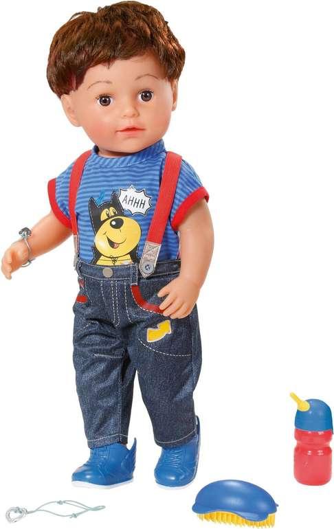 """Zapf Creation Baby born Babypuppe """"Brother"""" (825365) für 34,11€ inkl. Versand (statt 49€)"""