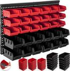 Masko Wandregal mit 30 Stapelboxen für 15,80€ inkl. Versand (statt 20€)