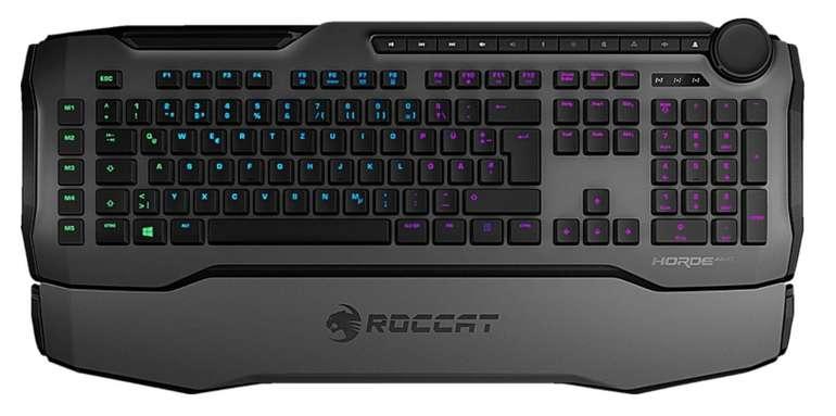 Roccat Horde Aimo Membranical Gaming Tastatur für 59€ inkl. Versand (statt 78€)