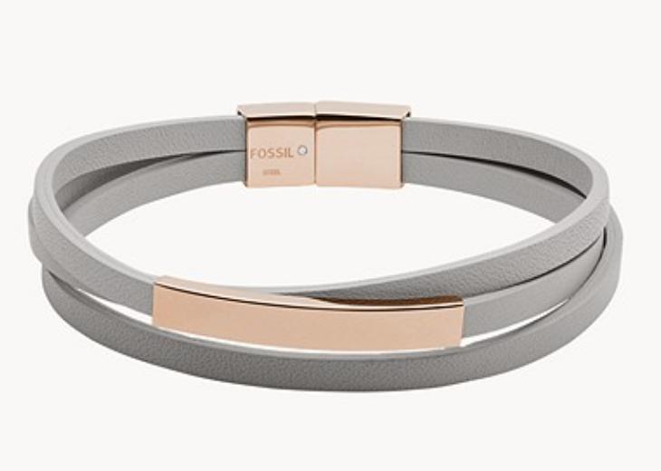 Fossil Damen Armband Triple-Strand (JOF00514791) für 29€ inkl. Versand (statt 46€)