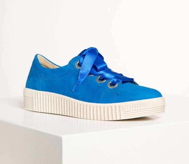 Gabor Damen Leder Sneaker für 36,09€ inkl. Versand (statt 82€) - MBW: 39,90€