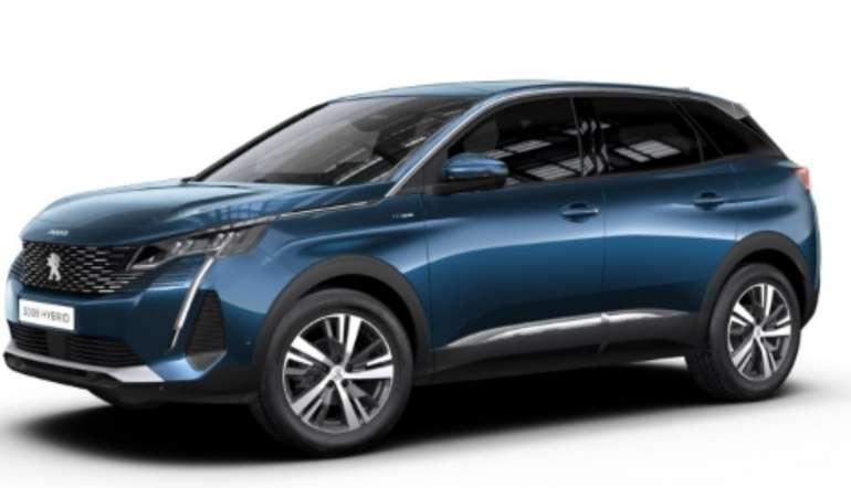 Privatleasing: Peugeot 3008 mit 224 PS für 173,98€ mtl. (BAFA, LF: 0.4, Überführung: 980€)
