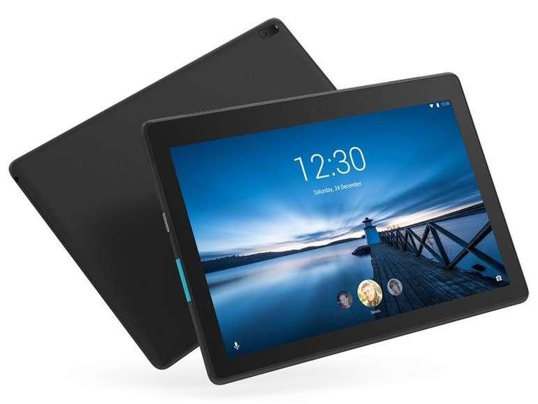 "Lenovo Tab E10 - 10,1"" WiFi Tablet mit 16 GB Speicher für 79,99€ inkl. Versand (statt 104€)"