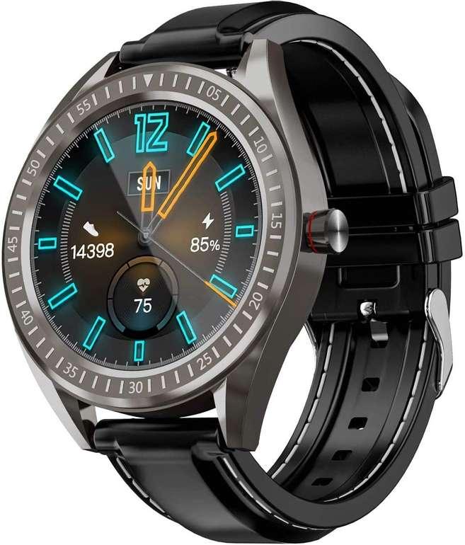 """Coulax Fitness Armbanduhr mit Farbdisplay (1,3"""", IP68, Schrittzähler) für 19,99€ inkl. Versand (statt 40€)"""