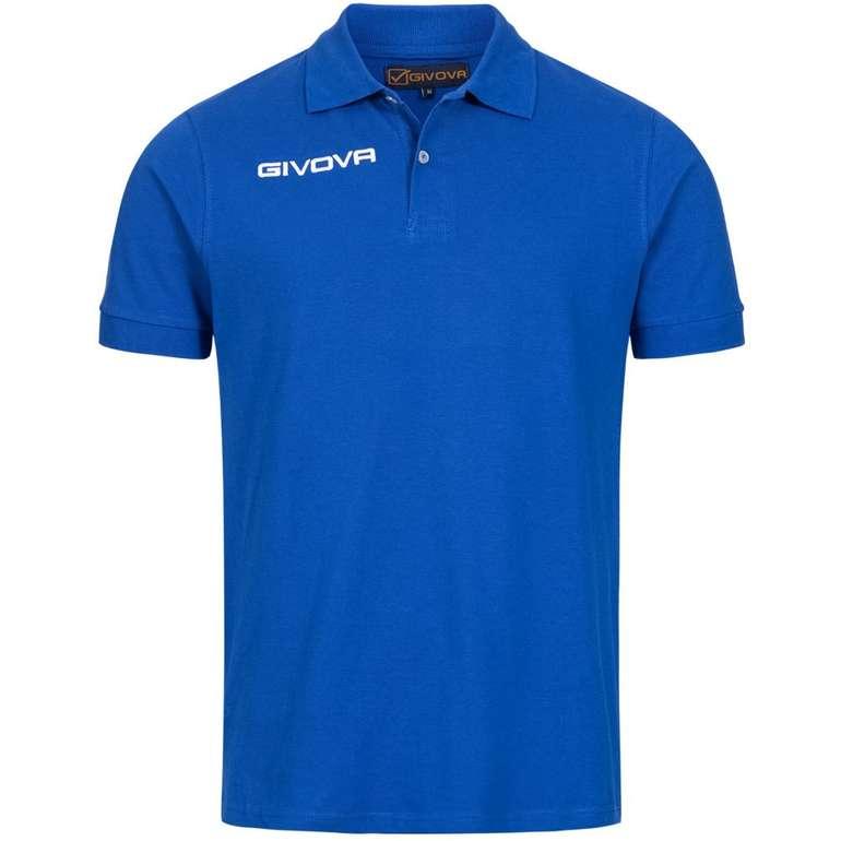 Givova Summer Herren Polo-Shirts für je nur 7,99€ zzgl. Versand