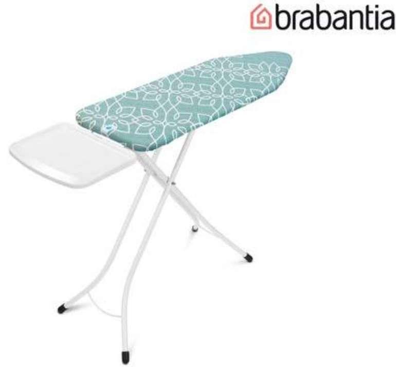 Brabantia Bügelbrett C mit Halterung für Bügelstation (124 x 45 cm) nur 68,90€ inkl. Versand (statt 102€)