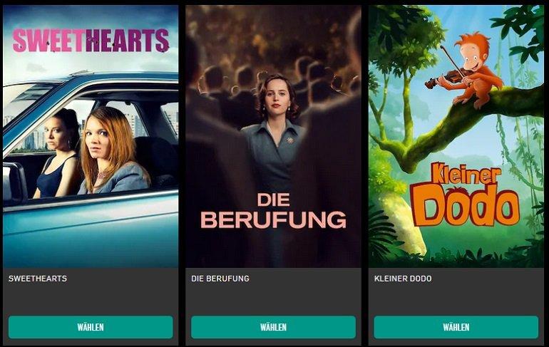 ChiliTV 50% Rabatt auf Kauf- oder Leihfilme 2