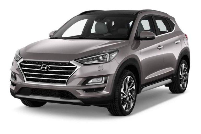 Hyundai Tucson 1.6 GDI Pure mit 134PS + Service Paket ab 179,49€ mtl. Brutto im Privat-Leasing