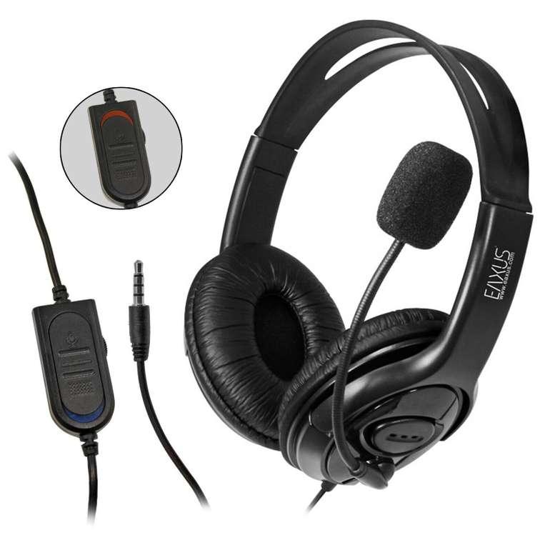 Eaxus Gaming Headset für 11,99€ inkl. Versand (statt 17€)
