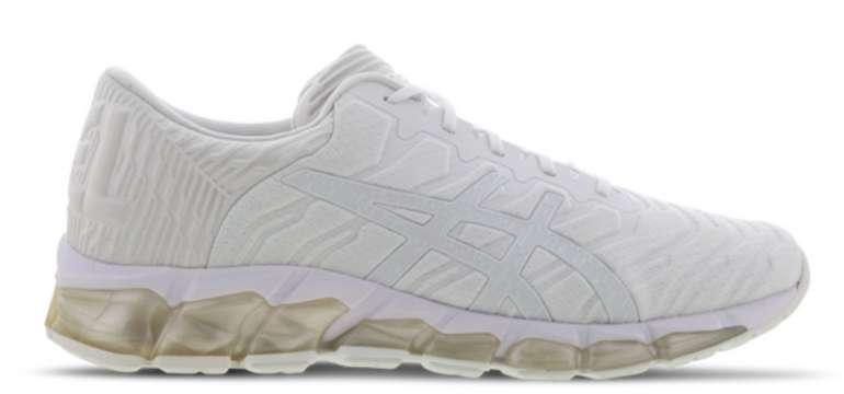 Asics Gel Quantum 360 Herren Schuhe in weiß für 89,99€inkl. Versand (statt 120€)