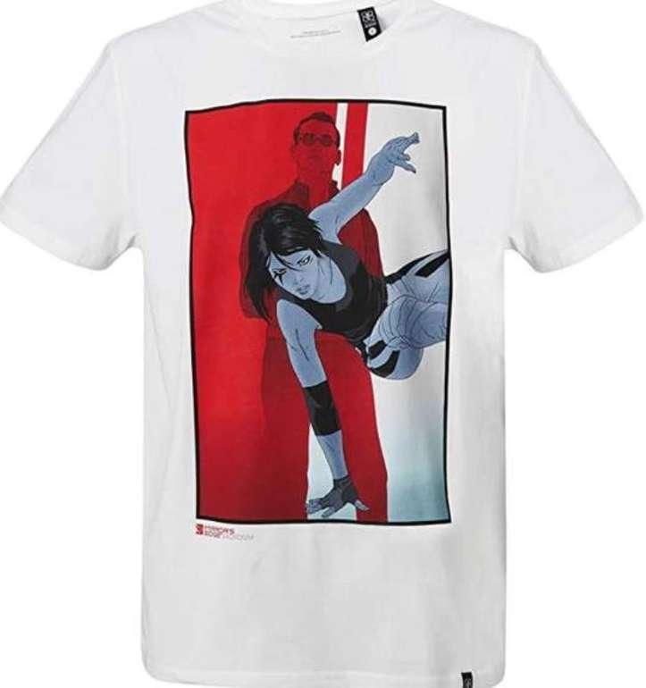 Gozoo Mirror's Edge Exordium- Faith Herren T-Shirt für 9,68€ inkl. Versand (statt 13€)