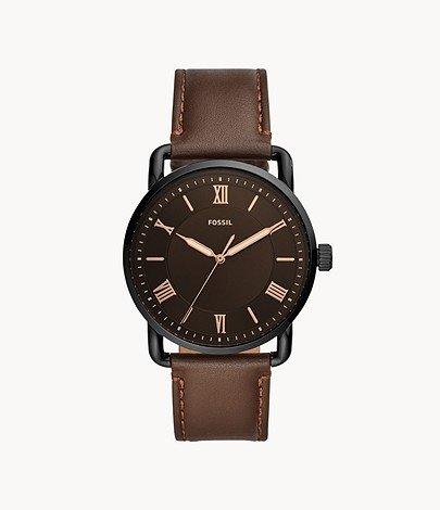 """Fossil Uhr """"Copeland"""" (42mm, 3-Zeiger-Werk) für 69,30€ inkl. Versand (statt 79€)"""
