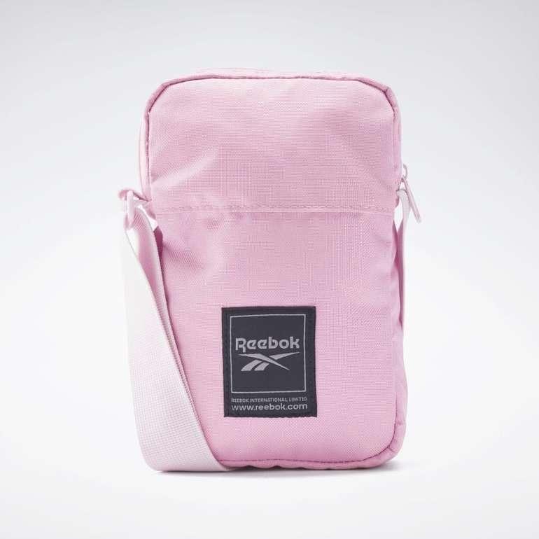 Reebok Schultertasche 'Workout Ready City Bag' in 3 Farben für je 8,96€ inkl. Versand (statt 12€)