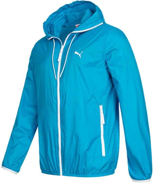 Puma Herren Windjacke in Blau für 22,94€ inkl. Versand (statt 30€)